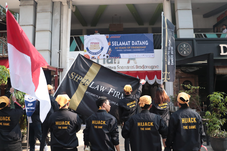 SIP Law Firm Tampil Meriah dalam PPAKH ke-25