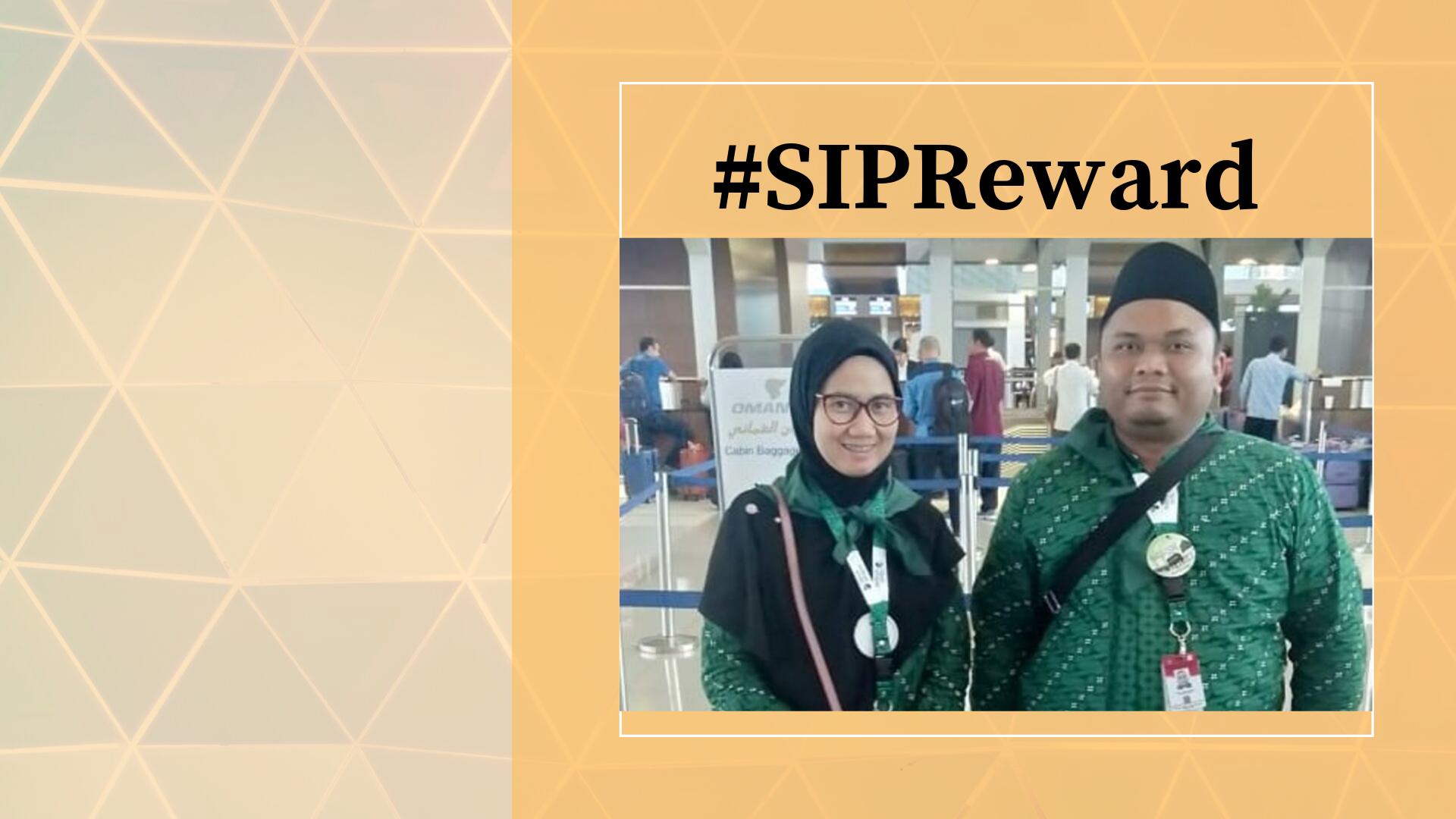 #SIPReward: SIP Law Firm Berangkatkan Karyawan Umrah